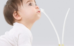Baby Nose Cleaner Suction Aspirator