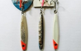 Brand New Three Pieces of Fishing Lures for Sale