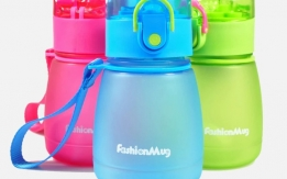 Children Kids 320ml BPA Free Drinking Water Bottle