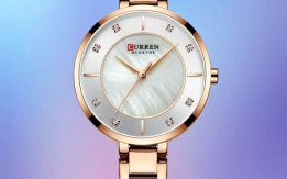 Curren Waterproof Ladies Wrist Watch