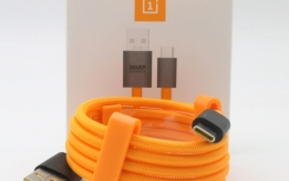 Original OnePlus Type C 4A 6A Fast Charging Data Cable