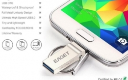 OTG Pen Drive 32 GB for Samsung and Android Mobile Phones