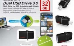 OTG Pen Drive 32GB SanDisk for Android Phones
