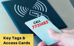 RFID Key tag and Access Card duplicate