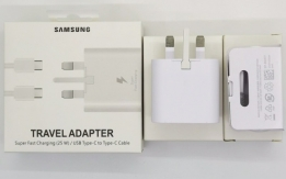 Samsung 25W Type C PD Fast Charger