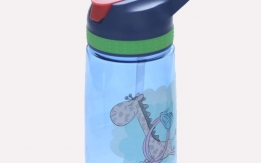 Water Bottles with Straw for Kids