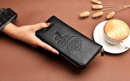Women's Genuine Leather Purse Wallets
